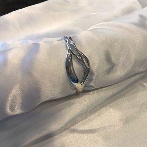 Kit Heath Sterling Silver Cuff Bracelet